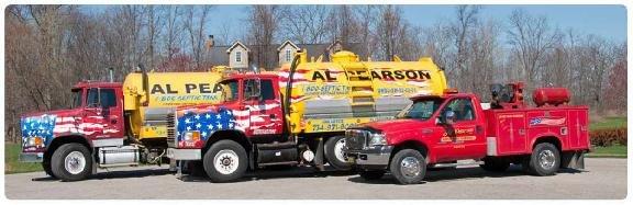 Al Pearson & Son Septic Tank
